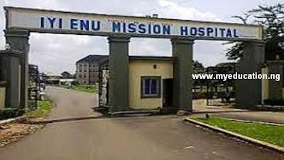 Iyi Enu Mission Hospital Jobs in May 2018