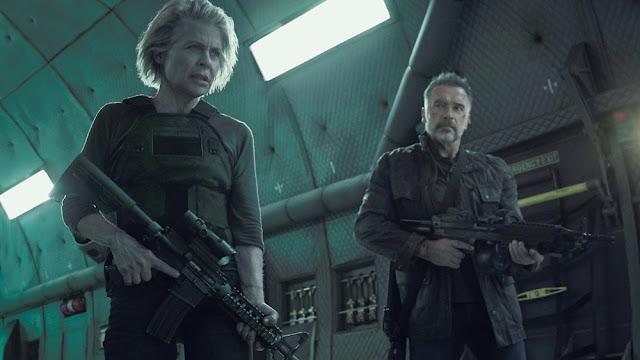 Terminátor: Temný osud (Terminator: Dark Fate) – Recenze