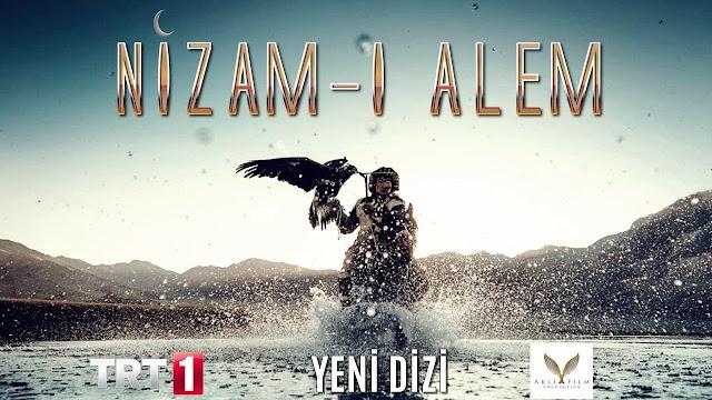Yakında TRT'de ekranlara gelecek olan Nizamı Alem dizisi konusu nedir? Oyuncu kadrosunda kimler var? ne zaman yayınlanacak? Nizam-ı Alem dizisi hangi gün saat kaçta?
