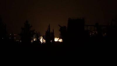 Serangan Udara Rezim Asad Di Ghautah Barat, Membunuh Tiga Warga Sipil Suriah
