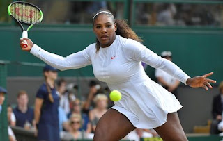Serena Williams seeded 17th at U.S. Open