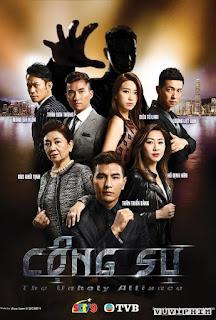 Cộng Sự Hồng Kông