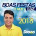Diogo Rosas deixa mensagem de Boas festas e um Feliz Ano Novo aos novolindenses