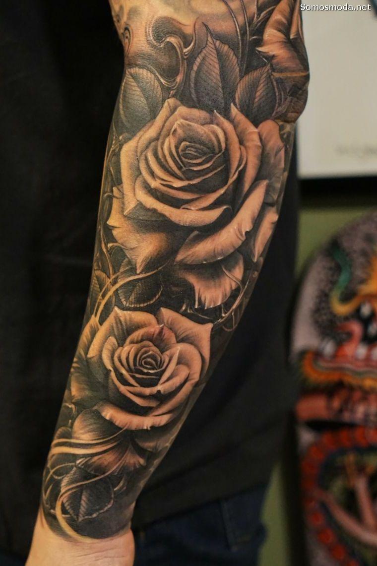 Tatuajes para Hombres 48 Modelos de Moda  Moda y