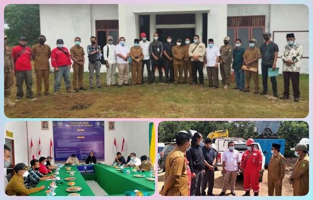 Tanggap Keluhan Masyarakat, Komisi II DPRD Meranti Hearing Bersama Sejumlah Perusahaan di Kecamatan Merbau