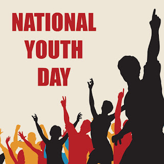 National Youth Day: 12 January 2018