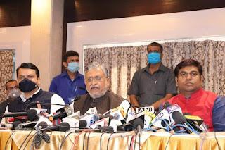 बिहार चुनाव: मुकेश सहनी की विकासशील इंसान पार्टी को बीजेपी ने अपने कोटे से दीं 11 सीटें