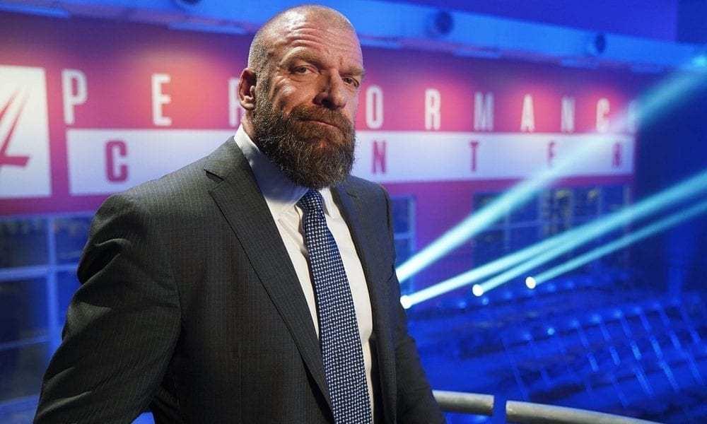Triple H comandou o WWE Superstar Spectacle