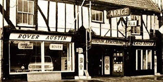 Armstrong Gordon in Beverley in the early 1960's
