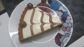 Recette du tarte aux biscuits