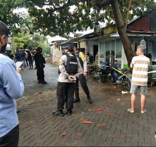 Dua Orang Terduga Teroris Ditembak Mati Di Perumahan Villa Mutiara, Diduga Jaringan JAT