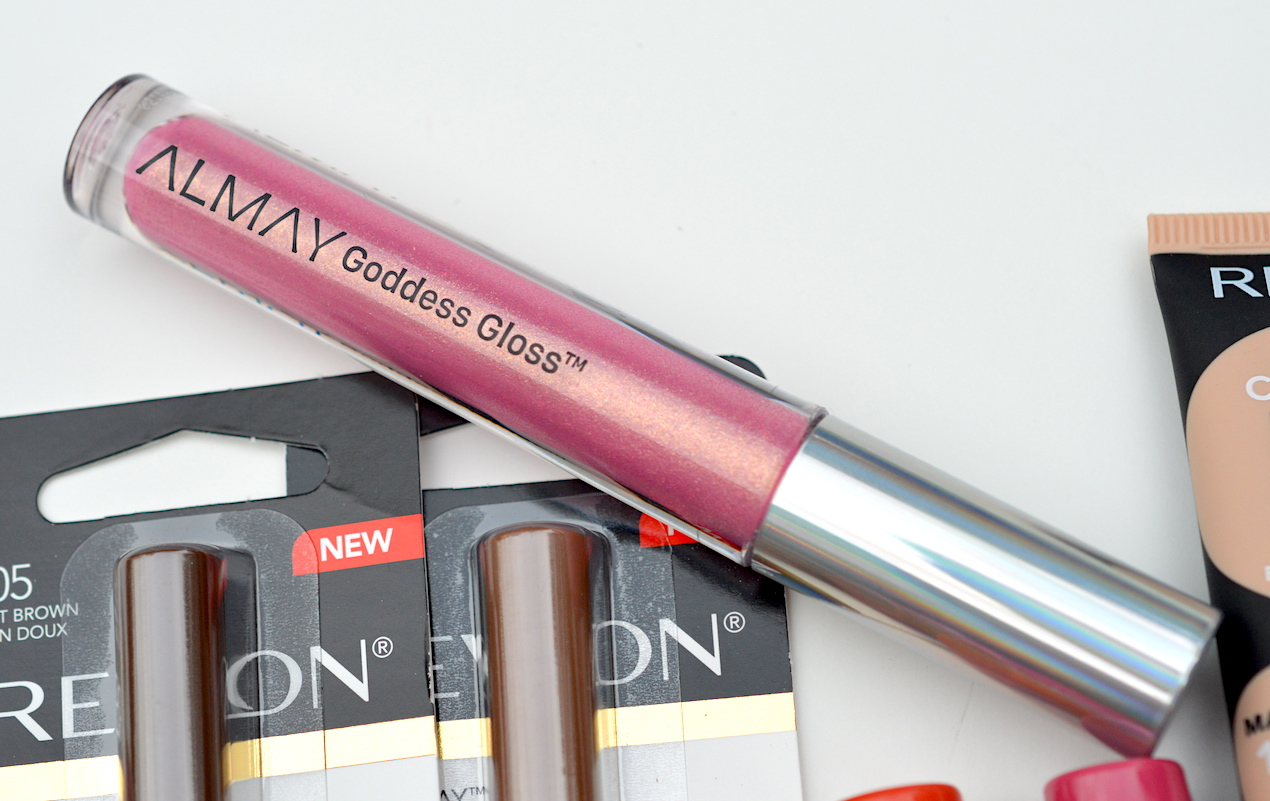 Almay Goddess Gloss Review