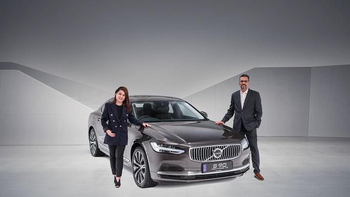 Volvo S90 Series Launch in Malaysia