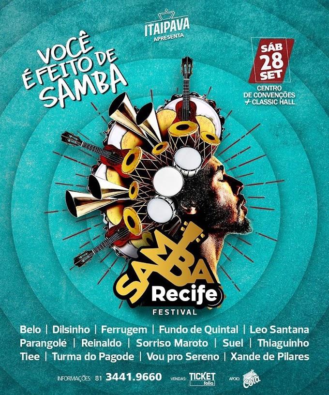 Samba Recife - 28 de Setembro 2019