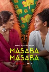 Masaba Masaba (2020) 300mb1 Web Series Season 1 480p