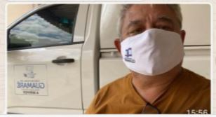 Morre o vereador de Guamaré Sub-Carlos vitima de covid-19