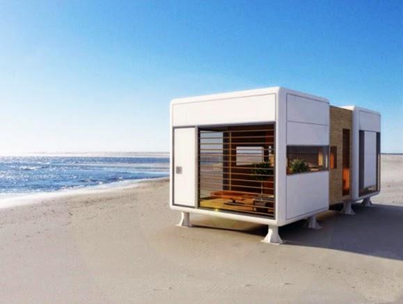 Chamfer Home Mobile Home Architecture