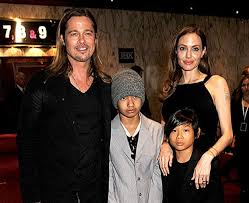 Brad Pitt Fears Angelina Jolie's Latest Divorce