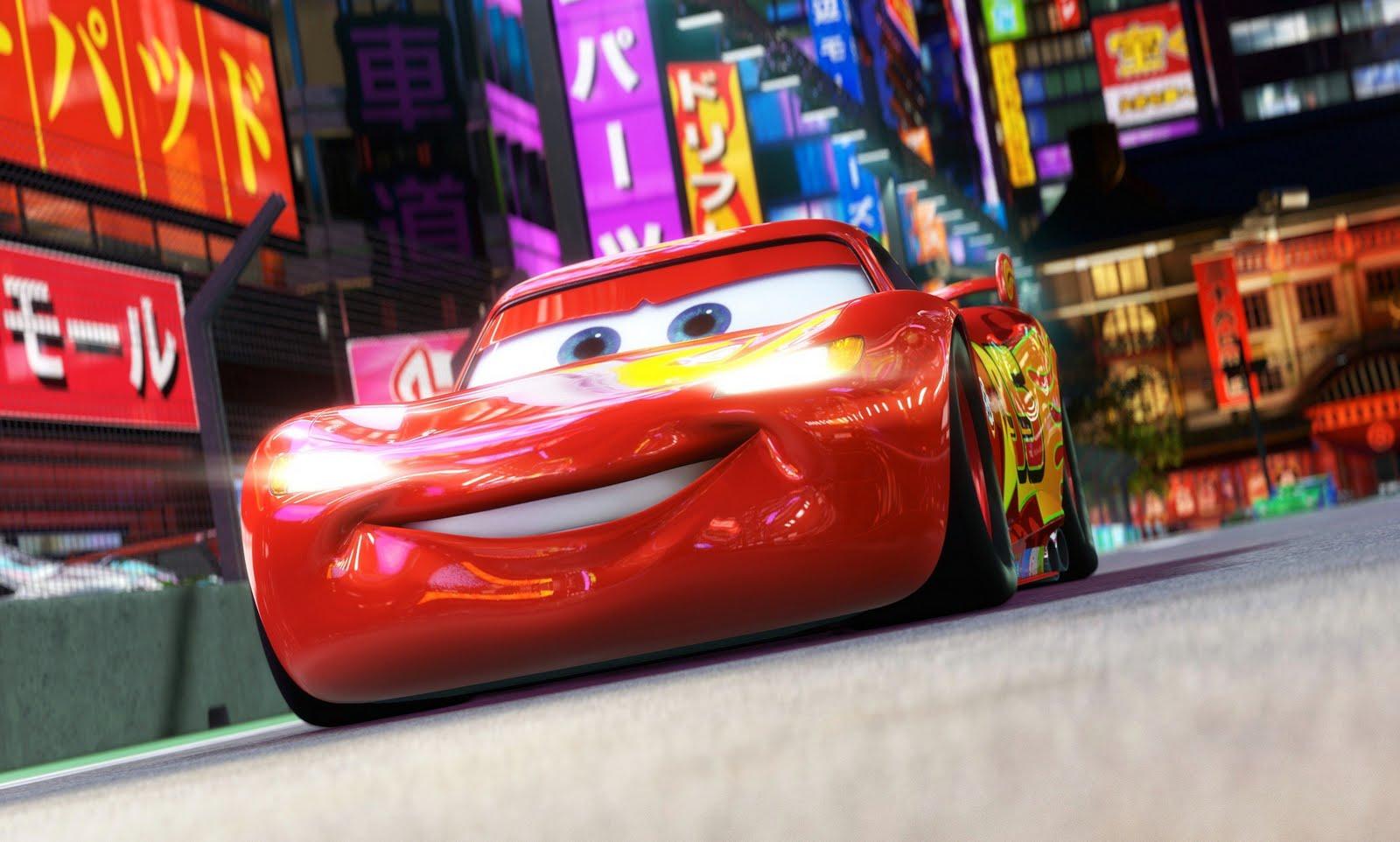 Mcqueen Race Car Driver