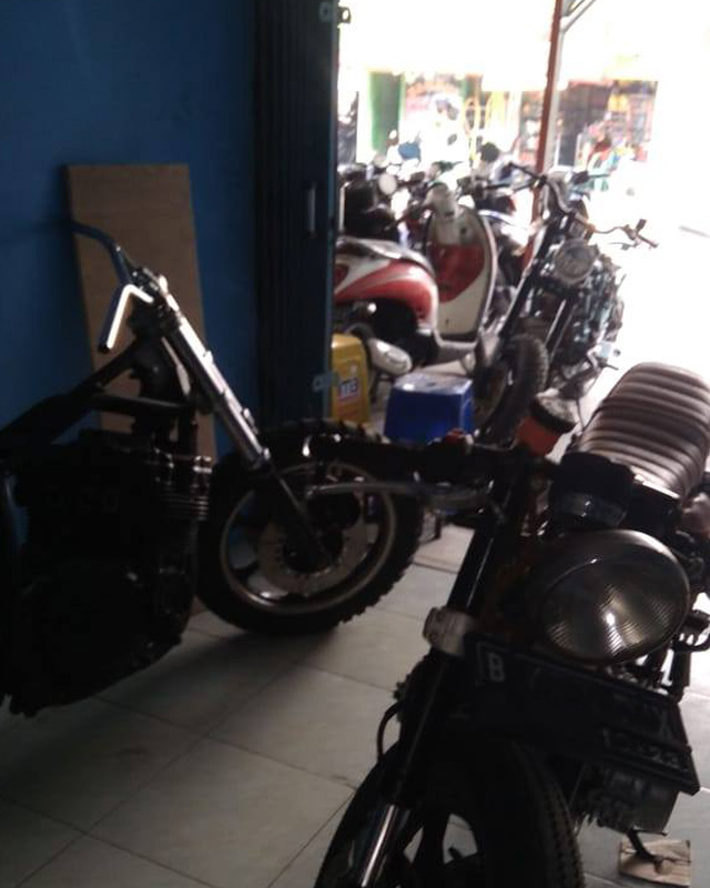 Motor Custom 3
