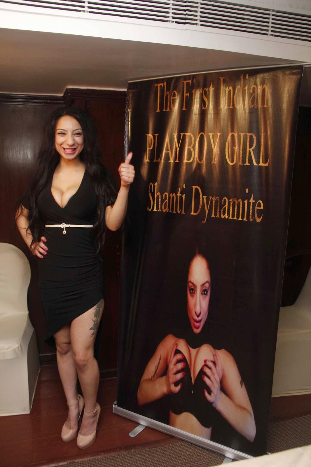 Shanti Dynamite Etoile Du Porno à Mumbai - Le Meilleur De Bollywood-4249