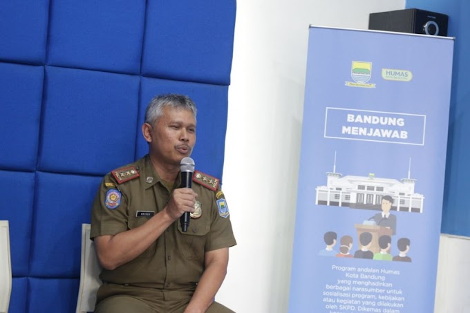Kabid PMA Satpol PP Kota Bandung Krinda Hamidipraja: Tertibkan APK, Sebanyak 818 Personel Akan Diterjunkan di 18 Titik