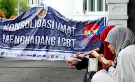 Muslim RI Bersatu Menolak LGBT, Jangan Sampai Penyakit Ini Dilegalkan Di Indonesia!