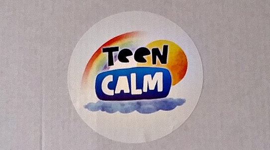 Teen Calm logo