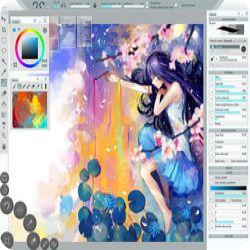 تحميل Paintstorm Studio 1.72 مصمم الصور مع تفعيل شهرين free key