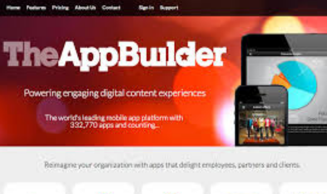 Program tuk Lahirkan Aplikasi Android - The App Builder