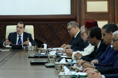 العثماني يفوض توقيع صفقات مبادرة التنمية البشرية