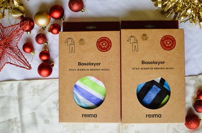outdoorsy family gift guide, Reima Thermals
