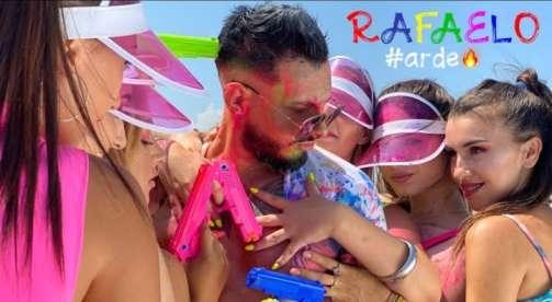 Rafaelo - Arde Versuri(lyrics)