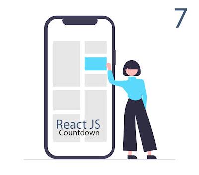 #7 Tutorial ReactJS Membuat Countdown Timer Simpel