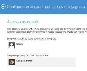 bloccare il PC sul browser internet