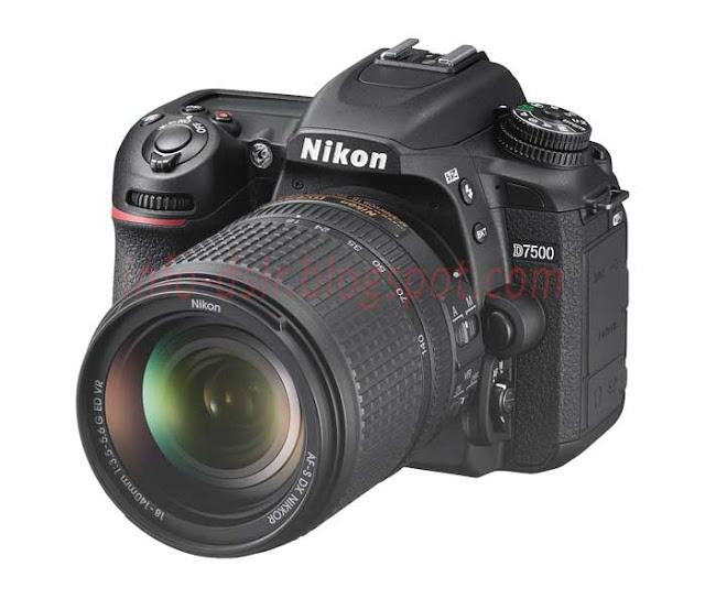 Spesifikasi dan Harga Terbaru Nikon D7500 2017