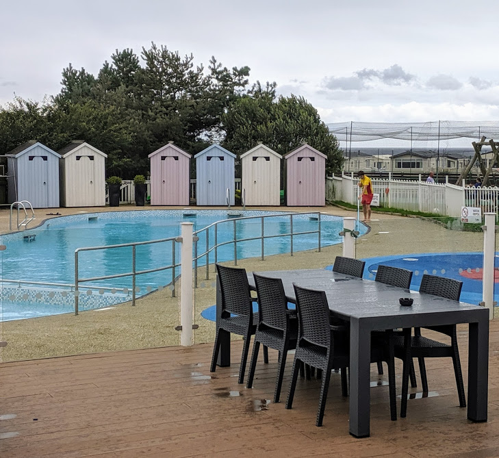Haven Berwick Upon Tweed Review - outdoor swimming pool