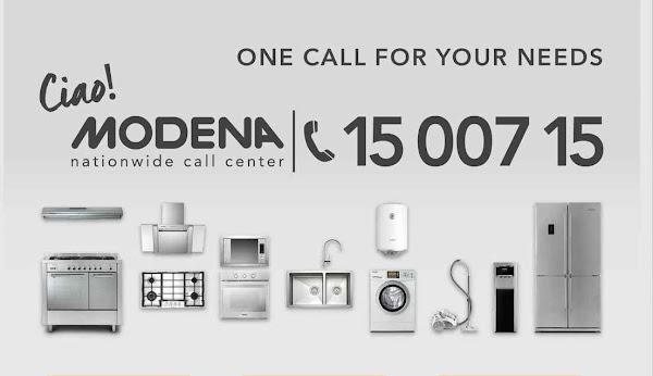 Nomor Call Center Modena 24 Jam ( Service Center )