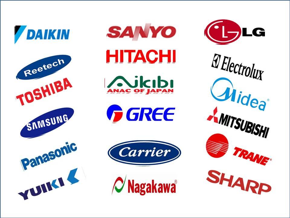Kết quả hình ảnh cho các thương hiệu điện lạnh nhật bản