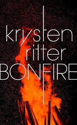 Bonfire by Krysten Ritter book cover