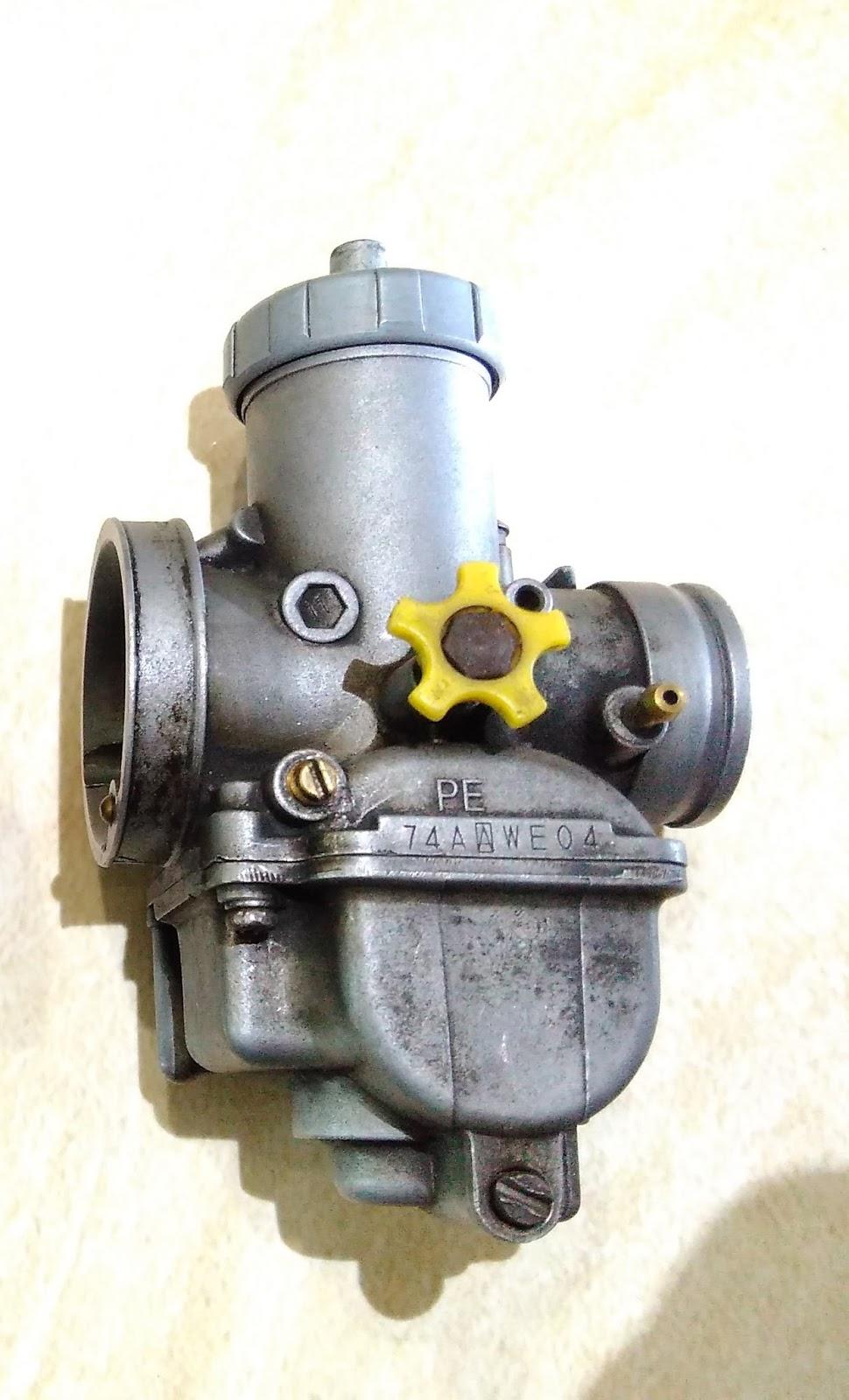 karburator pe 28 sebagai piranti racing awal ~ more than a