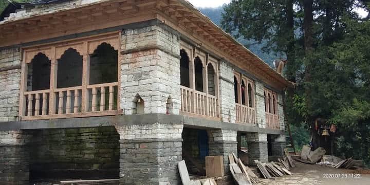 भगवती मंदिर बदियाकोट