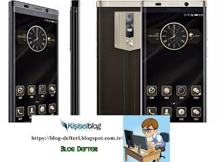 Gionee'den 7000 maH Bataryalı Lüks Telefon
