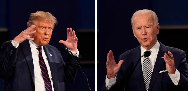 Trump n'assistera pas à la prestation de serment de Biden