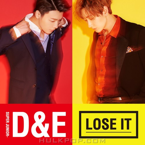 SUPER JUNIOR-D&E – LOSE IT – Single