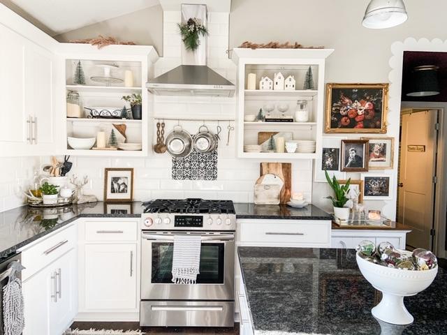 Remove kitchen cabinet doors