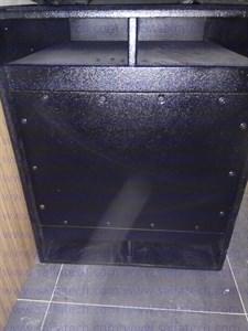 Speaker 18 Inch Band Pass Custom