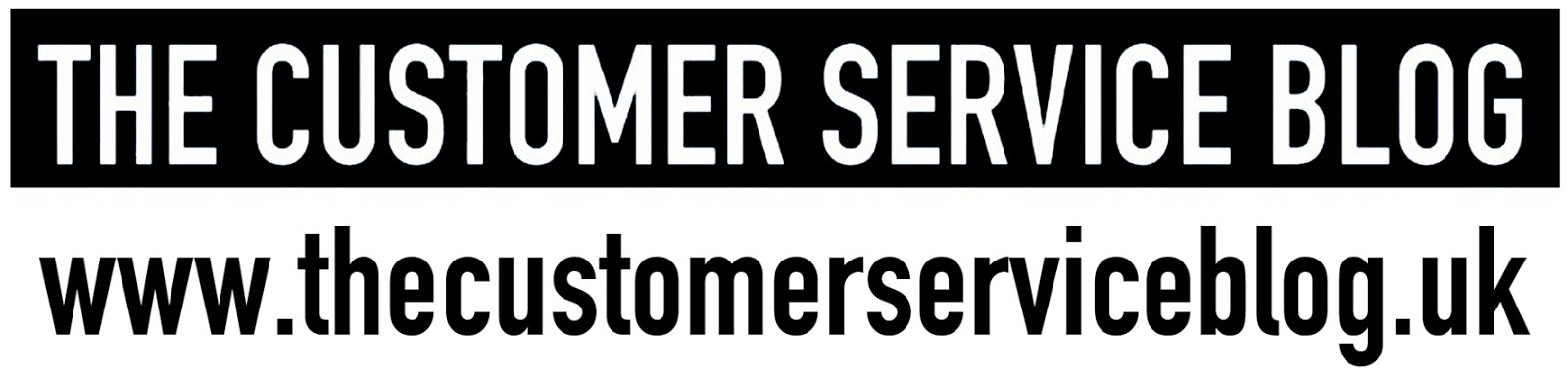 The Customer Service Blog