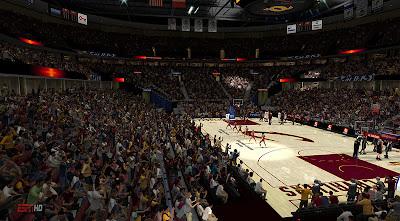 NBA 2K13 ESPN HD Watermark Logo Mod