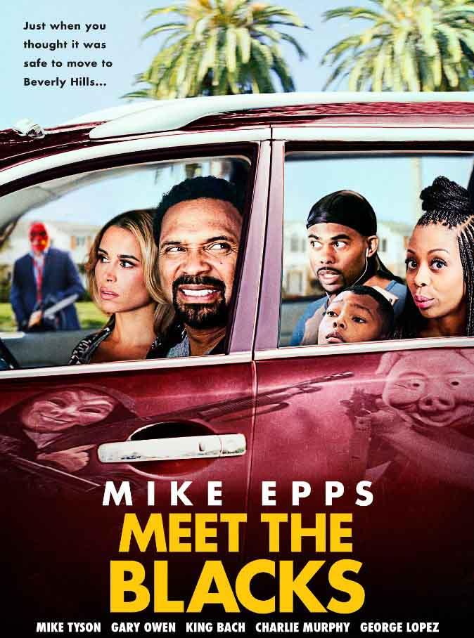 Uma Noite com a Família Blacks – BluRay 720p e 1080p Dual Áudio (2016)